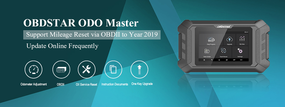OBSDTAR ODO MASTER Support OBDii Diagnosis + Milieage Correction + Oil Reset Replace OBDSTAR X300M