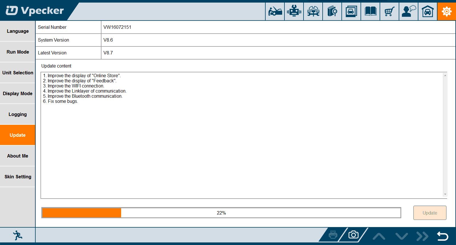 vpecker-update