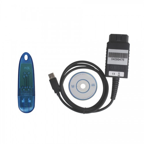 FNR Key Prog 4-in-1 for Ford Nissan Renault With Ford Incode Calculator USB Dongle Program Keys/Cards Automatically