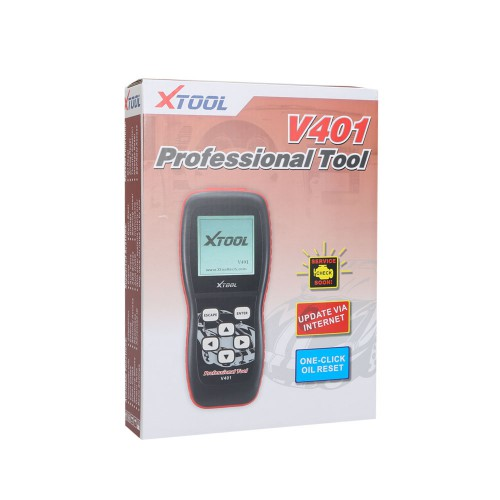 [UK Ship] Xtool V401 V5.6 VW/Audi/Seat/Skoda Professional Tool