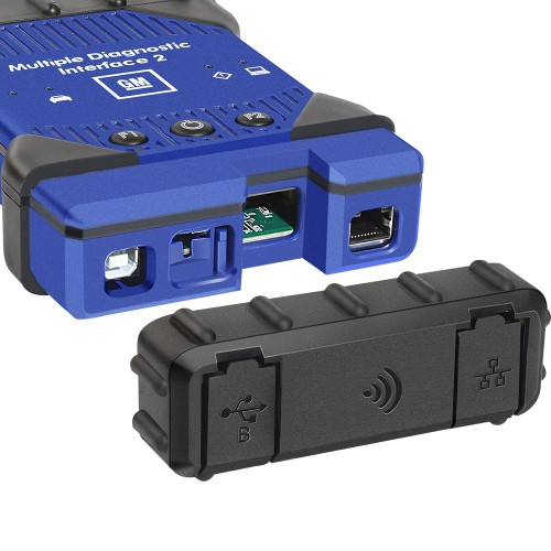[UK Shipping No Tax]GM MDI 2 Multiple Diagnostic Interface 2 With WIFI Card