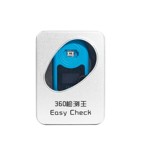 2019 New CK360 Easy Check Remote Control Remote Key Tester for Frequency 315Mhz-868Mhz & Key Chip & Battery 3 in one