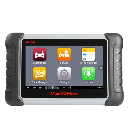 【UK Ship】Autel MaxiCOM MK808 Diagnostic Tool With 19 Special Functions EPB/ SAS/ BMS/ TPMS/ DPF Reset Same as MaxiCheck MX808