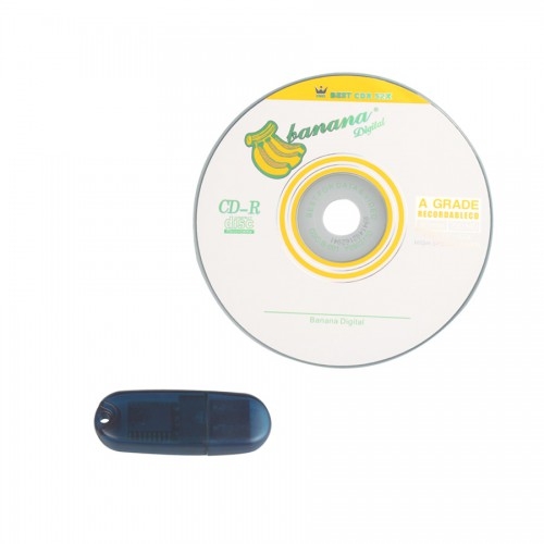 TIS2000 CD and USB Key For GM TECH2 Programming Software for SAAB Multi-language