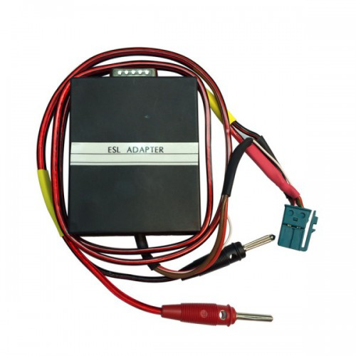 Original NEC PRO57 for Mercedes Benz EIS ESL Programming Support Online Update