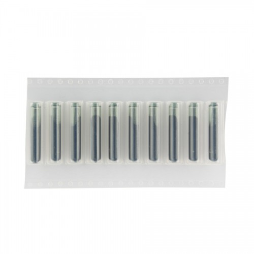 Blank ID4C Glass Chip for Ford 10pcs/lot