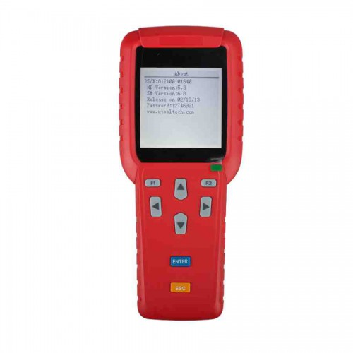 [UK Ship] Xtool X100 PRO Auto Key Programmer with EEPROM Adapter Free Fast Shipping