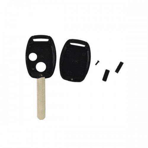 Remote Key Shell 2 Button (with Paper Sticker) for Honda 5pcs/lot