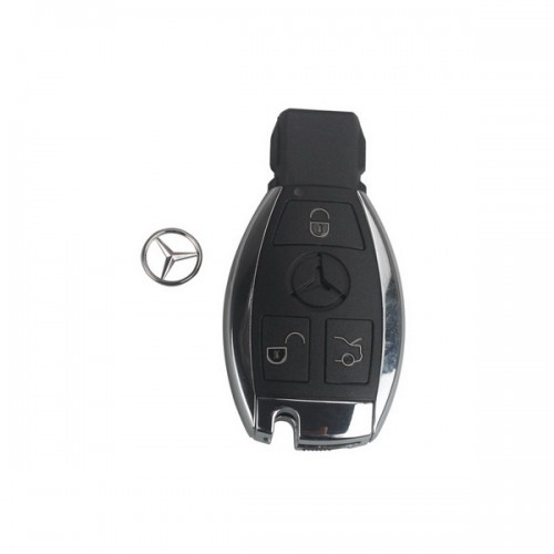 3Button Smart Key Shell (with the board plastic) for 2010 Benz