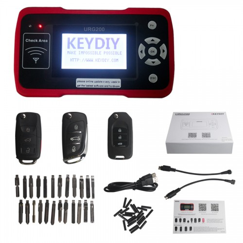 URG200 Remote Maker Update Online Best Remote Control Tool with 1000 tokens