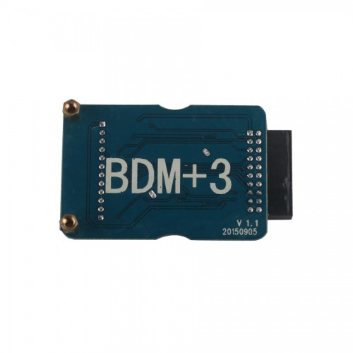 Special BDM+4 Adapter for CG100 Airbag Restore Devices Renesas Infineon