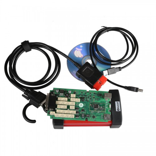 High Quality Multidiag Pro+ for Cars/Trucks and OBD2 V2014.R3 Basic Configuration Without Bluetooth