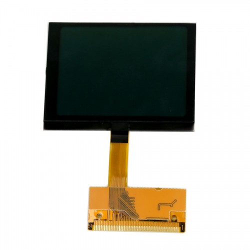 High Quality Glass LCD Cluster Display - AUDI TT S3 A6 VW VDO OEM Jeager With Film Protectors