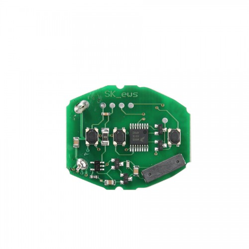3 Buttons Remote Key Board 433MHZ For BMW