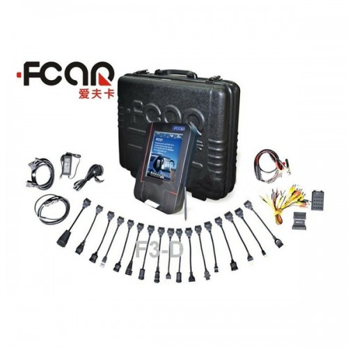 Original Fcar-F3-D Truck Heavy Duty Scanner
