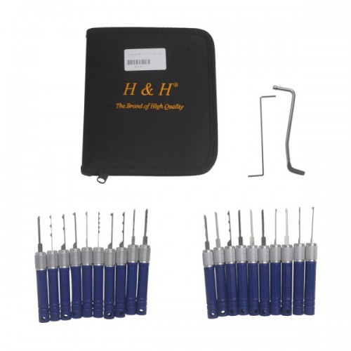 Lock Pick Set 12 in 1
