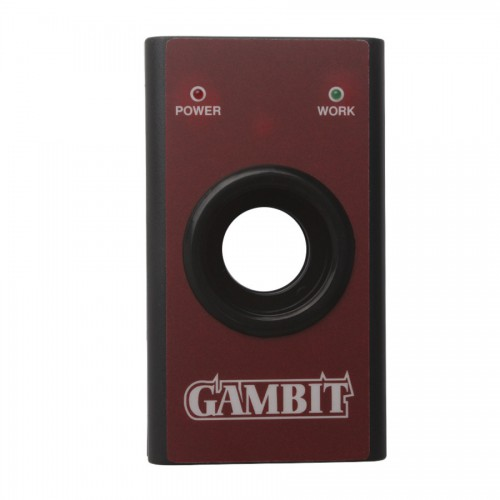 Gambit Transponder Programmer Car Key Master II Support Pin Code Reading for V-A-G Cars