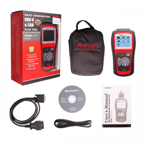 Autel AutoLink AL519 Scan Tool Multi-language UK Shipping No Tax