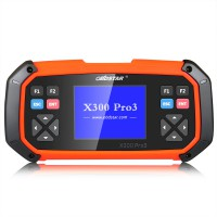 OBDSTAR X300 PRO3 Key Master Full Version with Immo+Odo Adjustment+EEPROM/PIC+OBDII+EPB+Oil/Service reset+Battery matchin