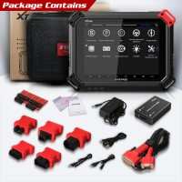 [UK Ship] XTOOL X-100 PAD2 Tablet Key Programmer Special Functions Expert Update Of X100 PAD