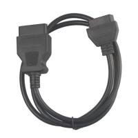 ELM327 OBD2 16pin Male to Female Extension Cable