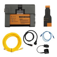ICOM A2+B+C Diagnostic and Programming Tool incl Optical Fiber for BMW without Software UK Shipping No Tax