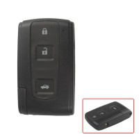 Smart Key Shell 3Button (with the key blade) Hotsale for Toyota Crown