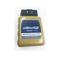AdblueOBD2 Emulator for VOLVO Trucks Plug and Drive Ready Device by OBD2