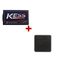 V2.37 Kess V2 Firmware V4.024 Truck Master ECU Programmer Plus CPU NXP Fix Chip