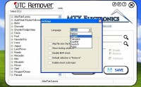 (Blow Out Sale) DTC Remover V1.8.5 Software for Deactivating DTCs