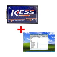 (Blow Out Sale) Kess V5.017 Online Version plus Professional DPF+EGR Remover 3.0 Software