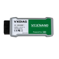 VXDIAG VCX NANO for Land Rover and Jaguar Software V154