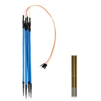 LED BDM Frame 4 Probes with connect cable For Replacement 4Pcs/Lot