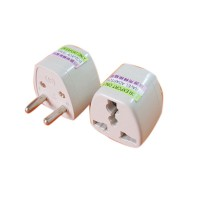 Universal UK US AU to EU Euro AC Travel Power Plug Charger Adapter Converter