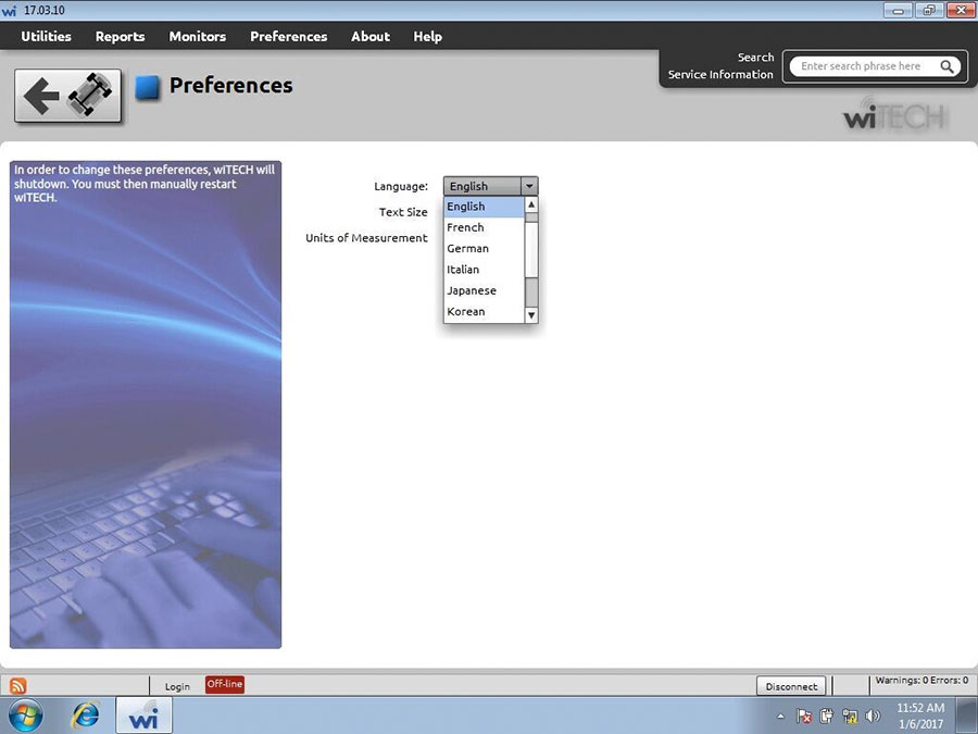 witech micropod software display 2