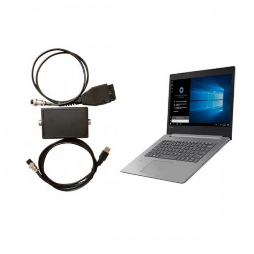 Porsche VCI Lite Full Set with Lenovo 330 Laptop and Piwis3 V38.2 Software Supports Developer Mode