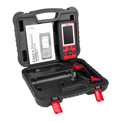 [UK Ship]Original Autel MaxiDiag MD808 Pro All System Scanner with BMS/ Oil Reset/ SRS/ EPB/ DPF/ SAS Service Function