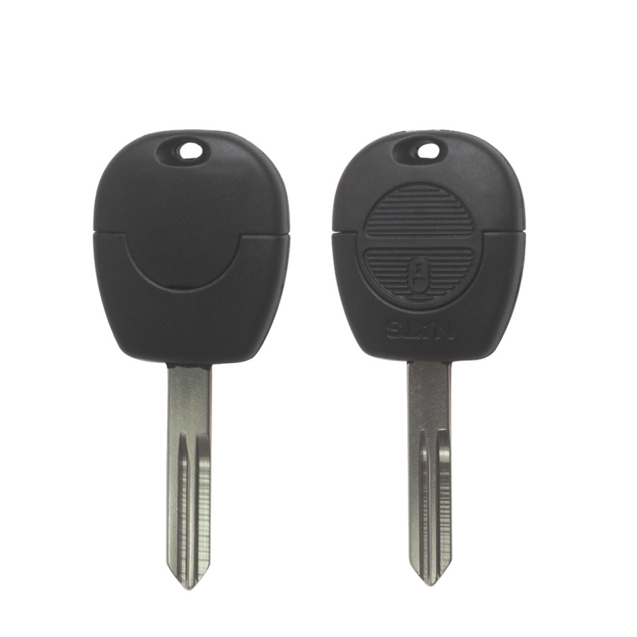 Remote key shell 2 button A33 For Nissan 5pcs/lot