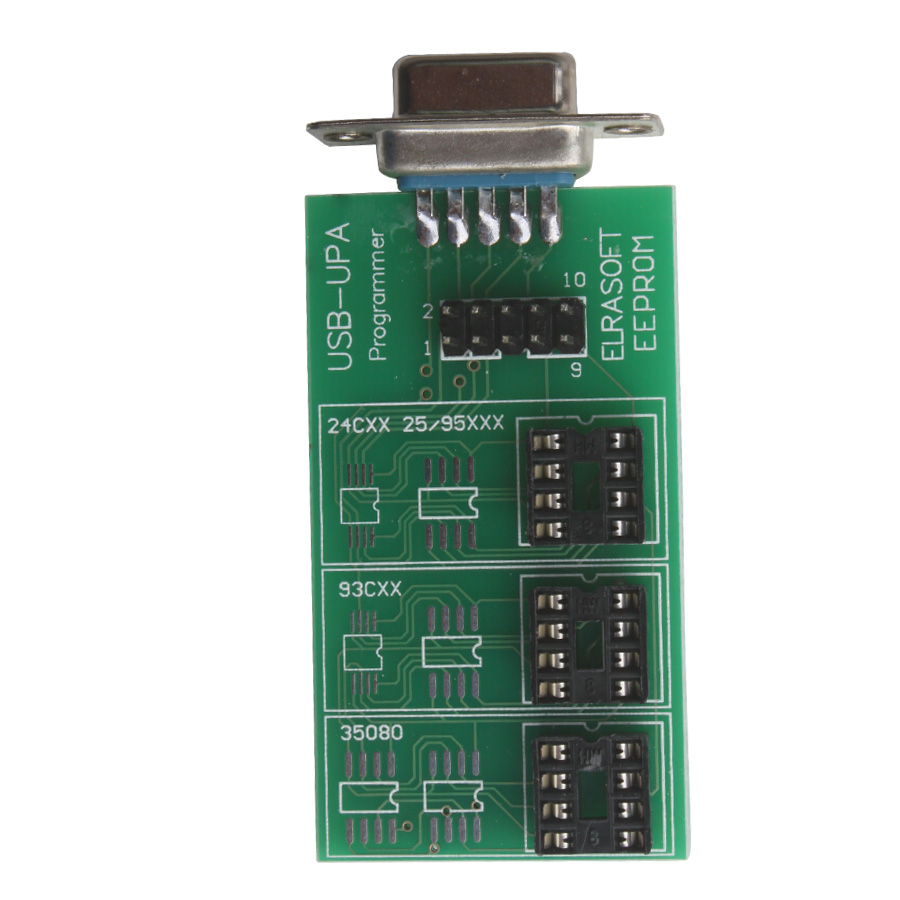 UUSP UPA-USB UPAUSB UPA USB Serial Programmer Full Package V1.3 (Buy SE100-B Instead)