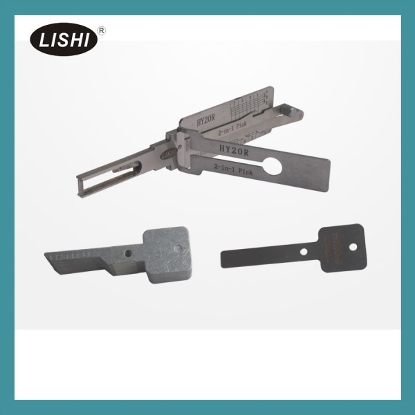 LISHI HYUNDAI KIA HY20R 2-in-1 Auto Pick and Decoder