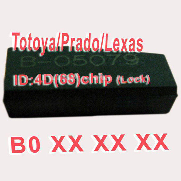 Toyota/Prado/Lexus 4D (68) Chip B0xxx 10pcs/lot