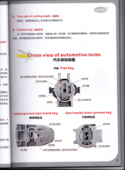 Lishi  2-in-1 Tools User Manual