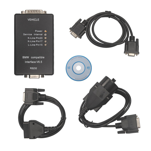 BMW Carsoft 6.5 MCU Controll Interface for BMW Diagnostic Scanner