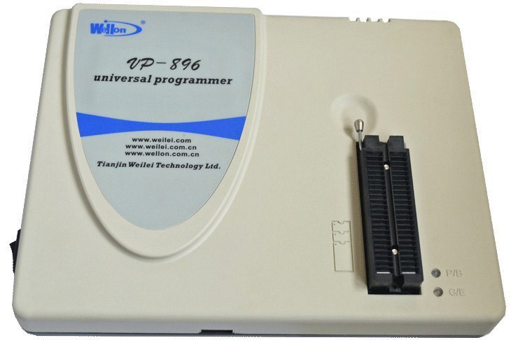 Wellon VP896 VP996 Programmer 2