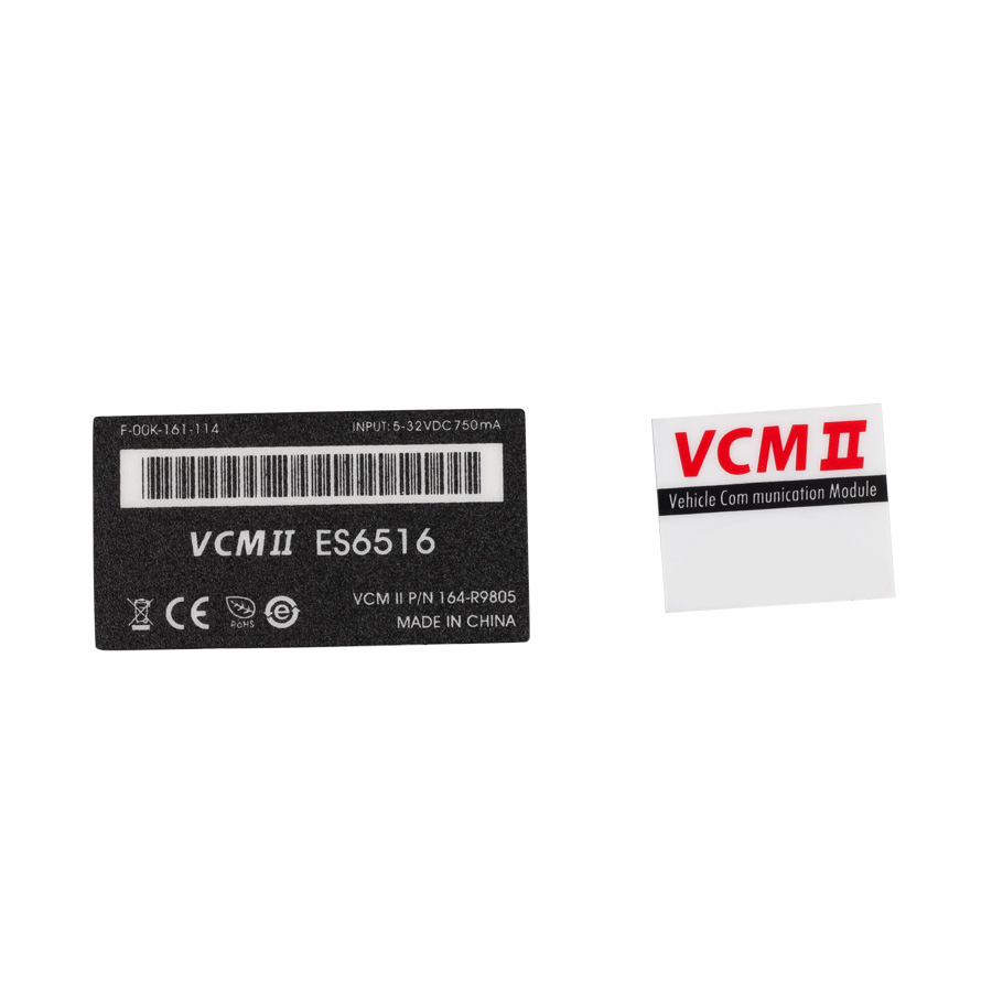 (DHL Free Ship)Best Quality VCM 2 IDS OEM OBD2 Diagnostic Tool for Ford Diagnose Key Programming Multi-langauge