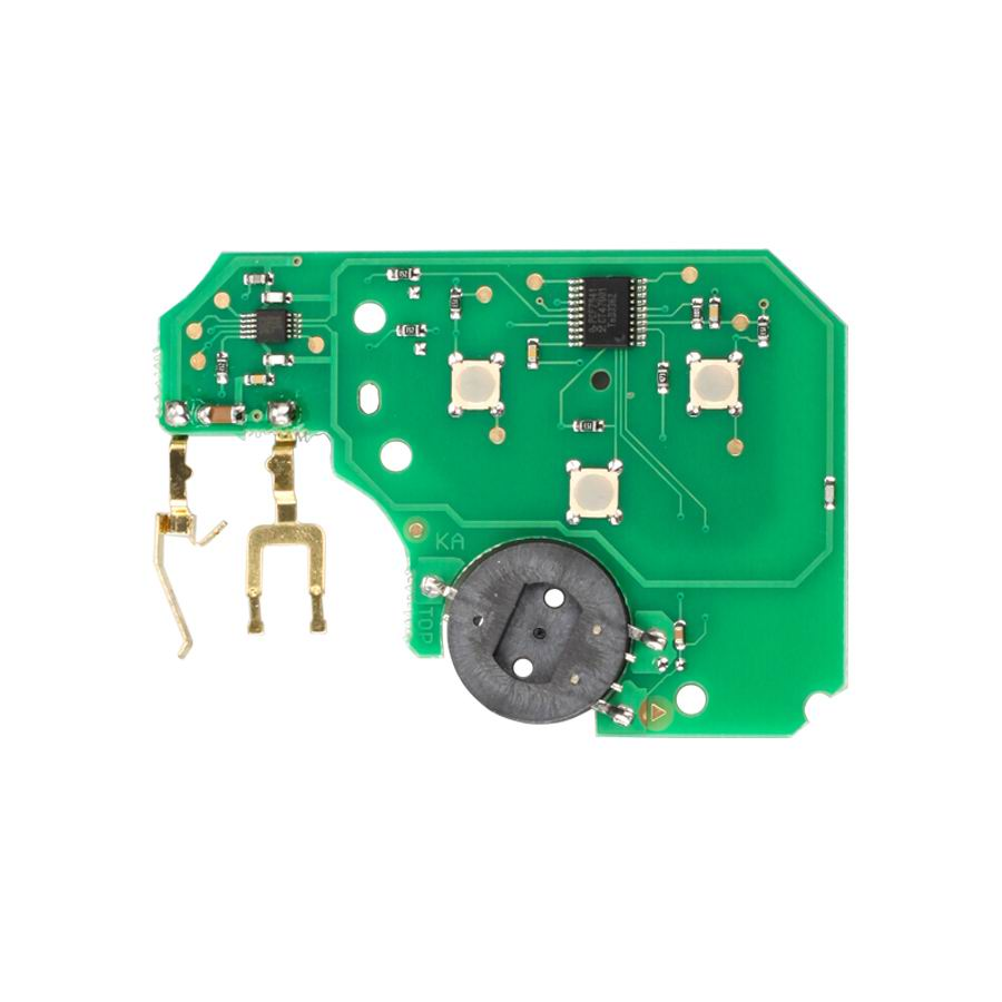 PCB 3 Button 433MHZ For Renault Laguna