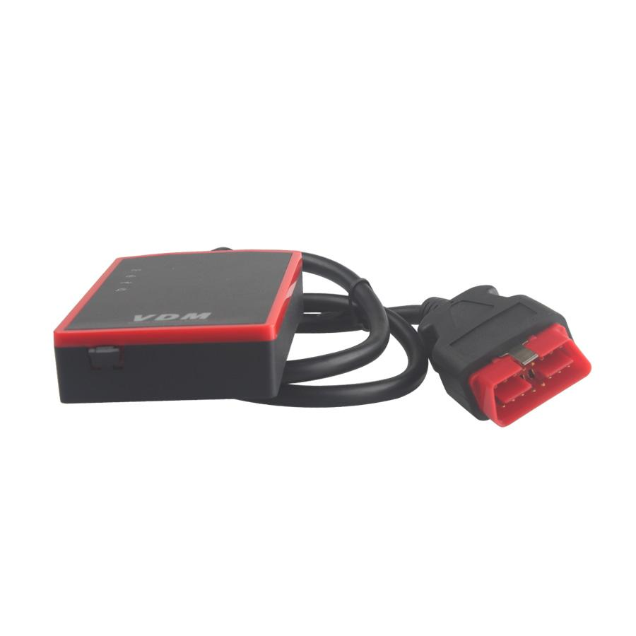 Original UCANDAS VDM V3.9 Wireless Automotive Diagnosis System with Honda Adapter Support Andriod V4.0