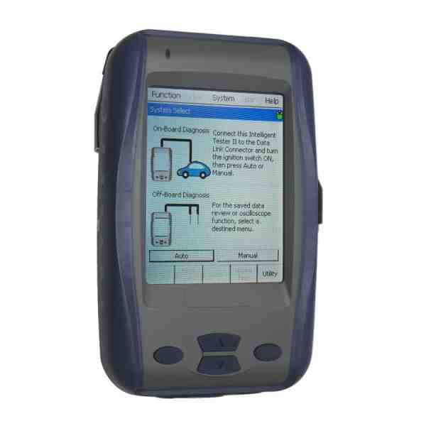 2017.1 Toyota Denso Intelligent Tester IT2 for Toyota and Suzuki without Oscilloscope