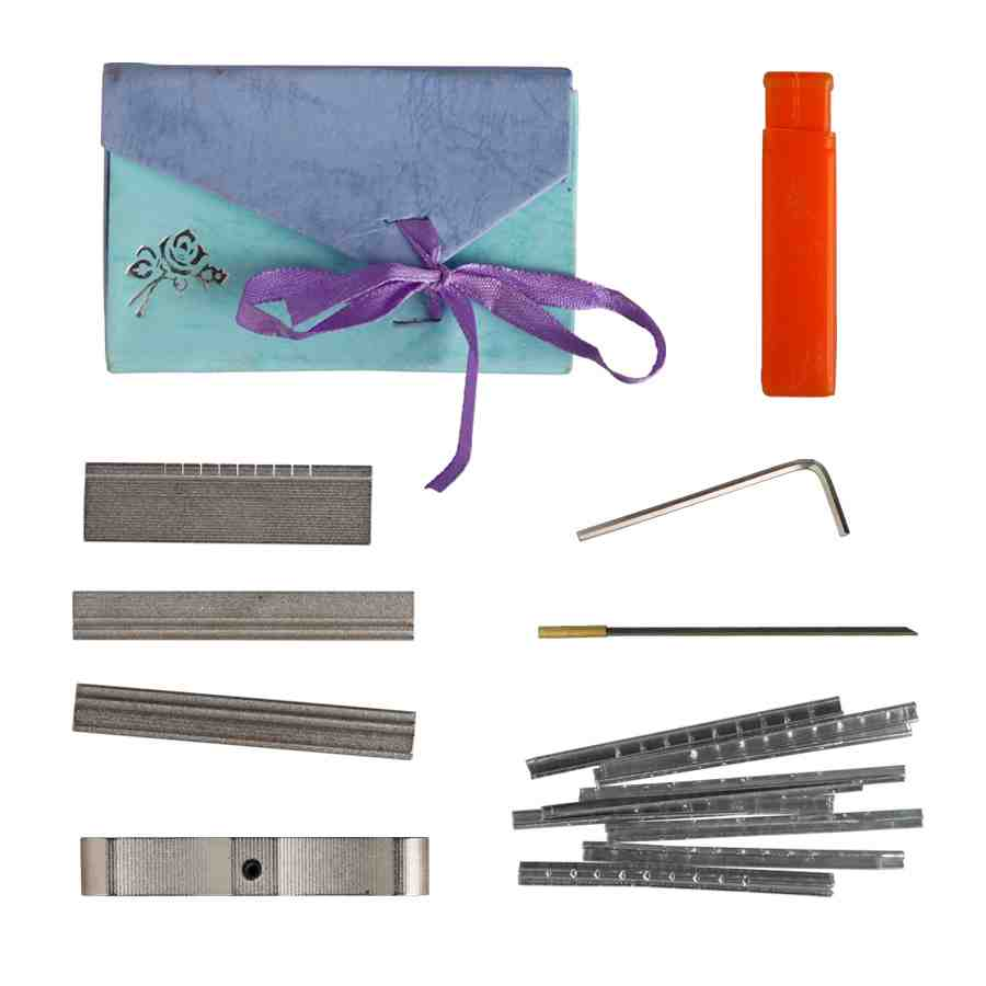 Undee Flat Tinfoil Tool Free Shipping