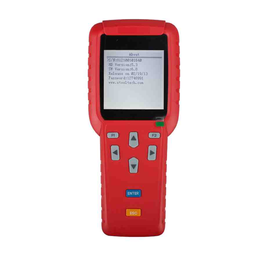 Xtool X100 PRO Auto Key Programmer with EEPROM Adapter Free Fast Shipping